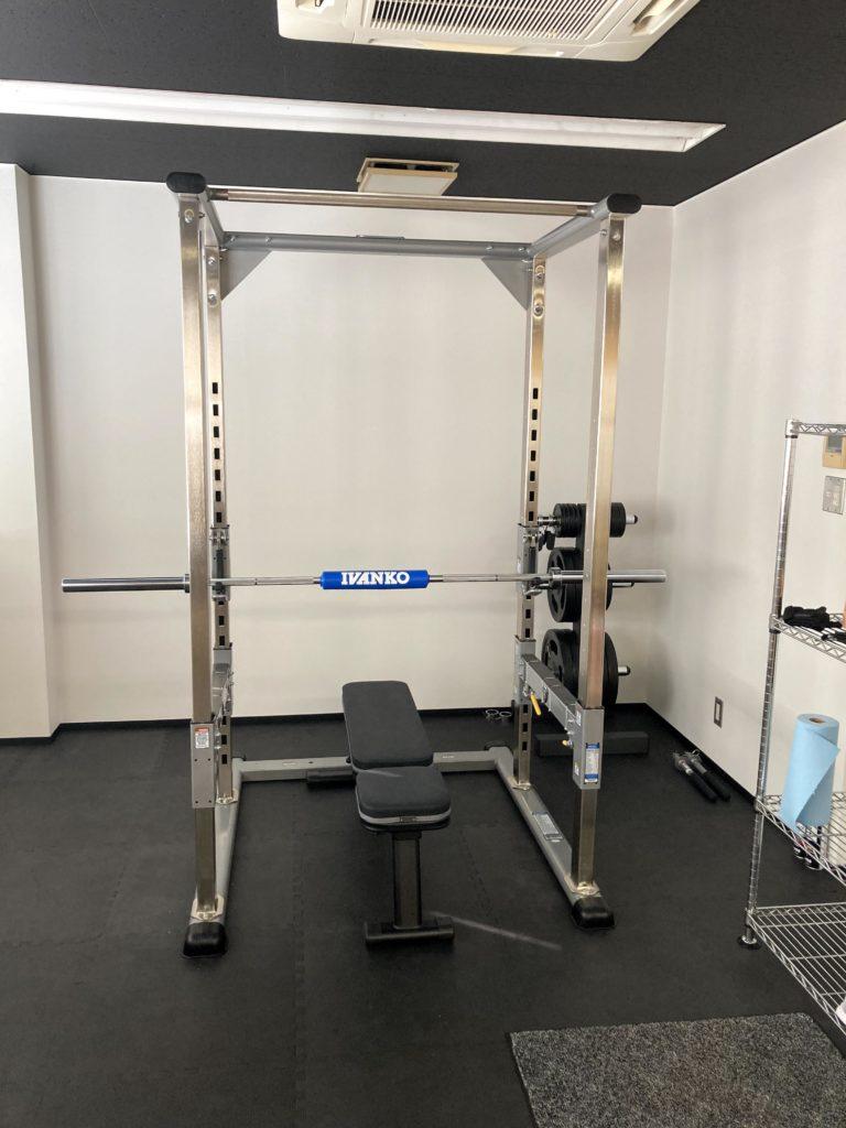 社内トレーニングルーム01