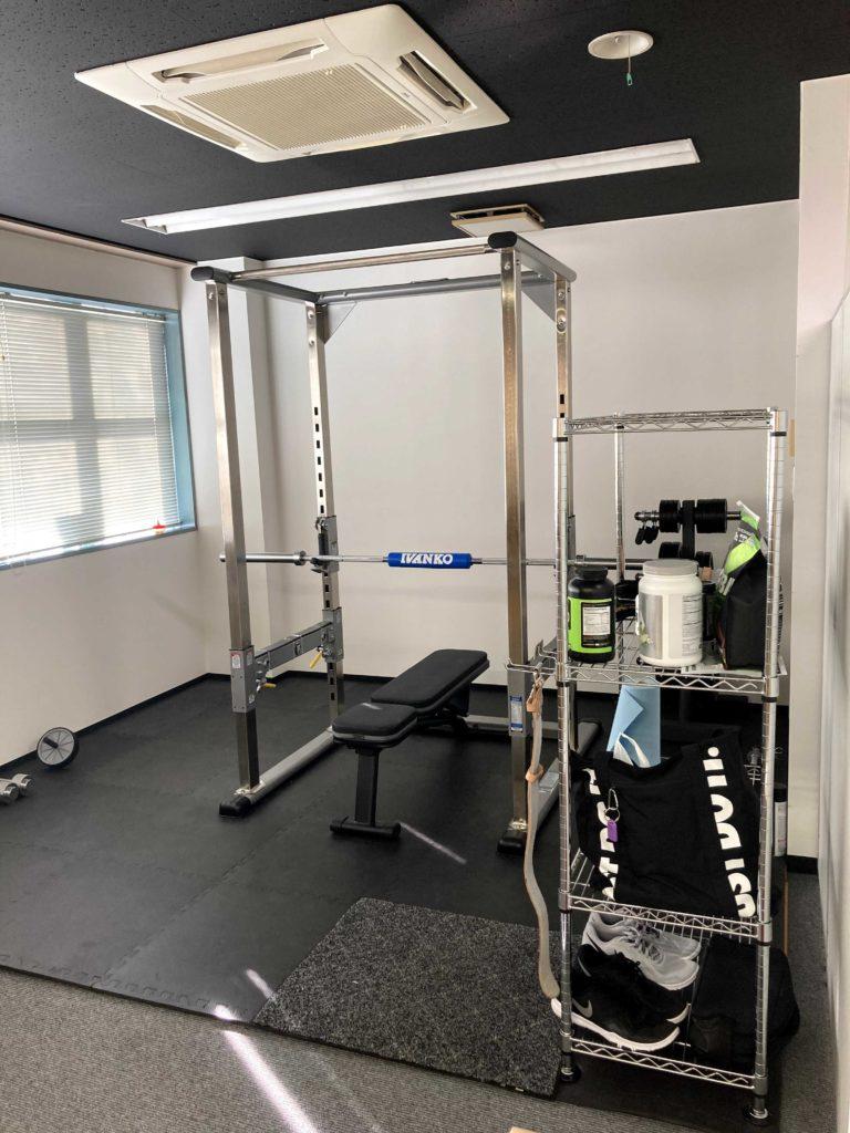 トレーニングルーム02